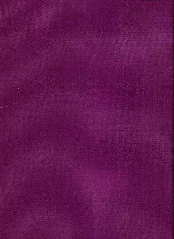 Bavlněný kord fialový