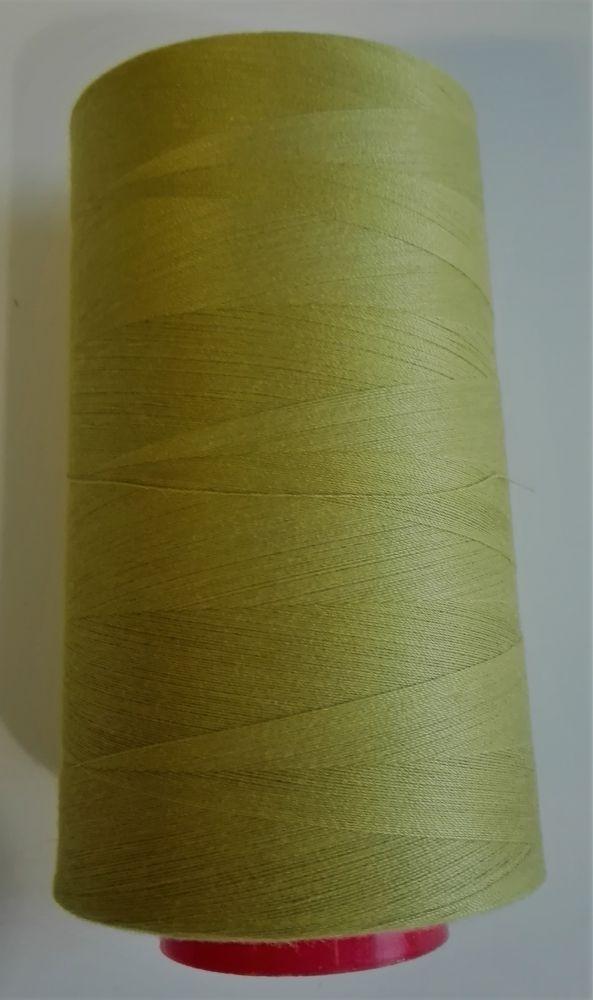 Žluto-zelená nit 5000 yards