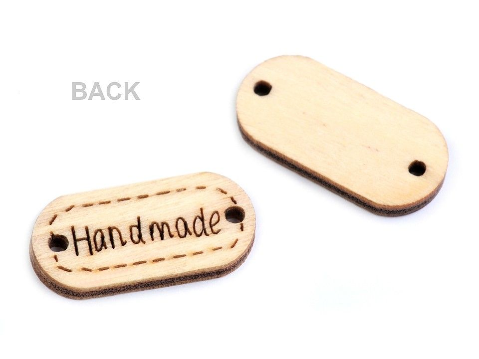 Cedulka Handmade