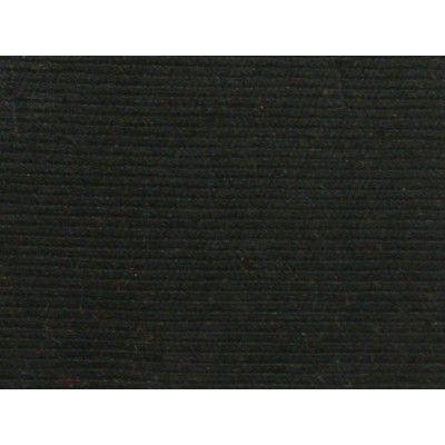 Bavlněný kord černý