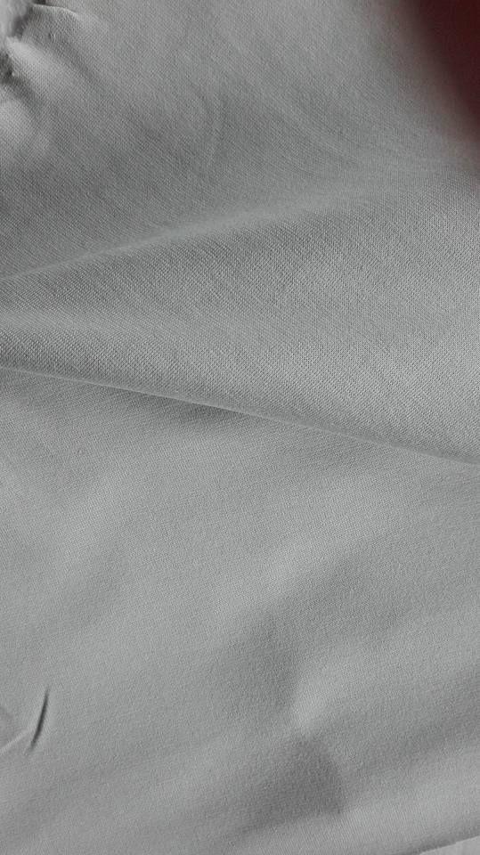 Finerib světle šedý